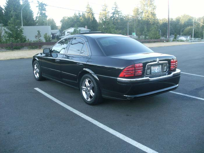 Lincolnls on 2002 Lincoln Ls Sedan