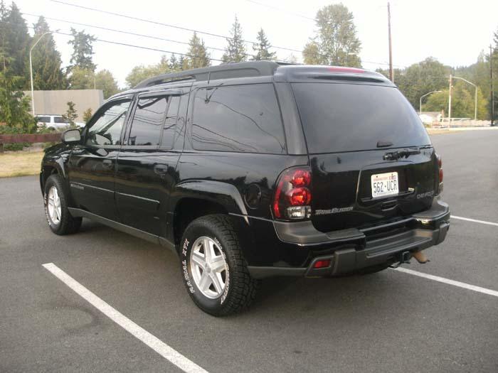 Chevrolet TrailBlazer Extended LS 4X4