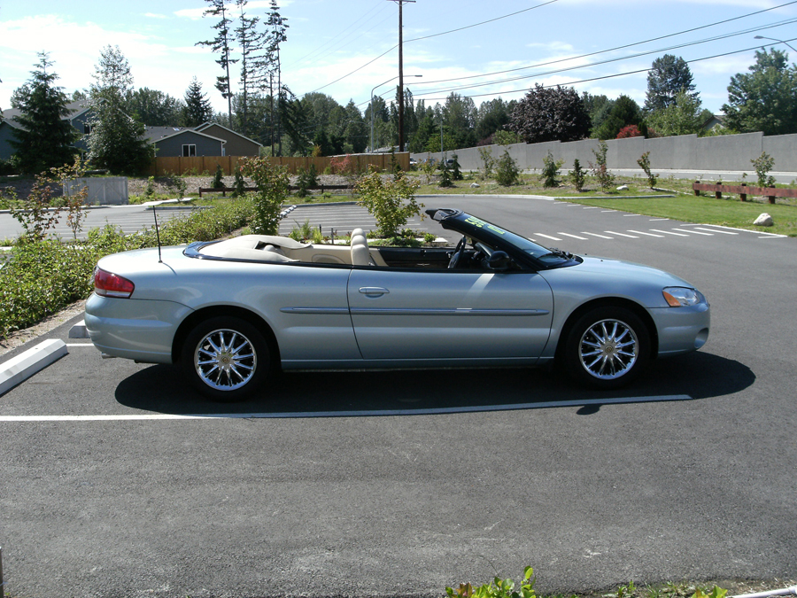 2002 chrysler sebring limited convertible. Cars Review. Best American Auto & Cars Review