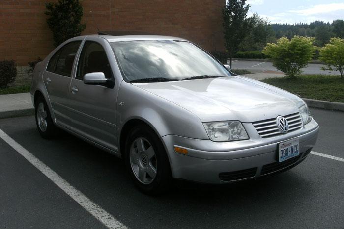 2002 Volkswagen Jetta 1.8T Turbo
