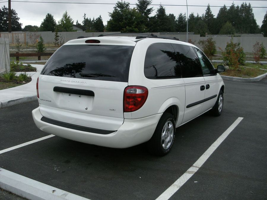 2003 Dodge Grand Caravan Se Wheel Chair
