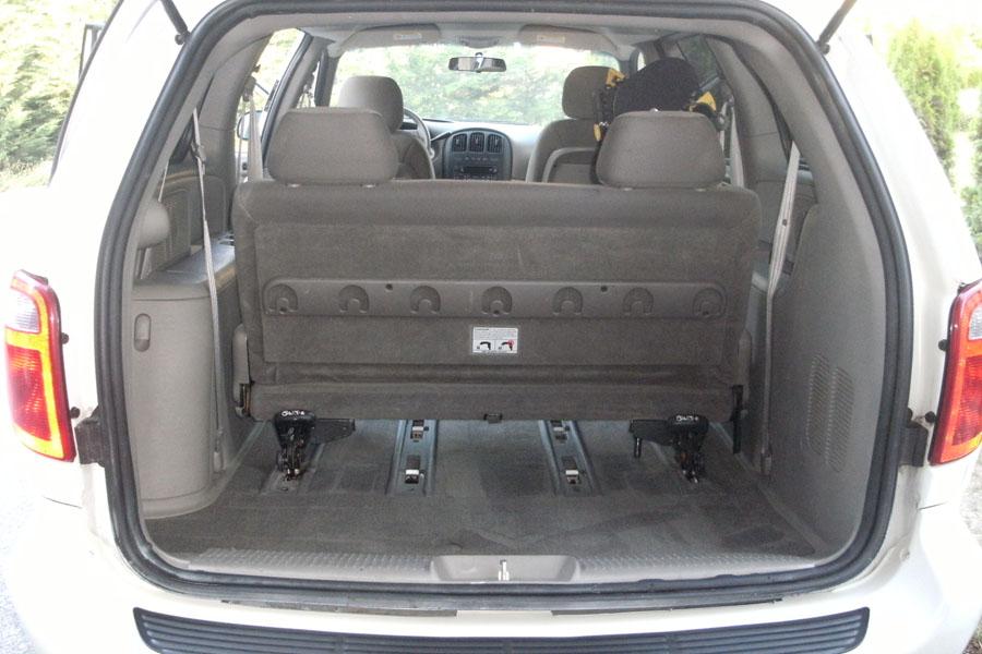 2003 Dodge Grand Caravan SE Wheel Chair