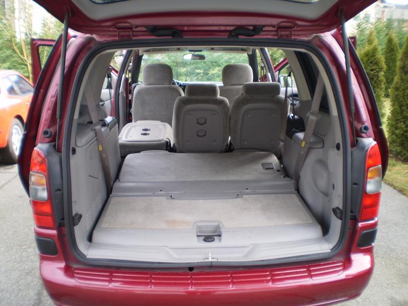 2005 Chevy Venture Ls