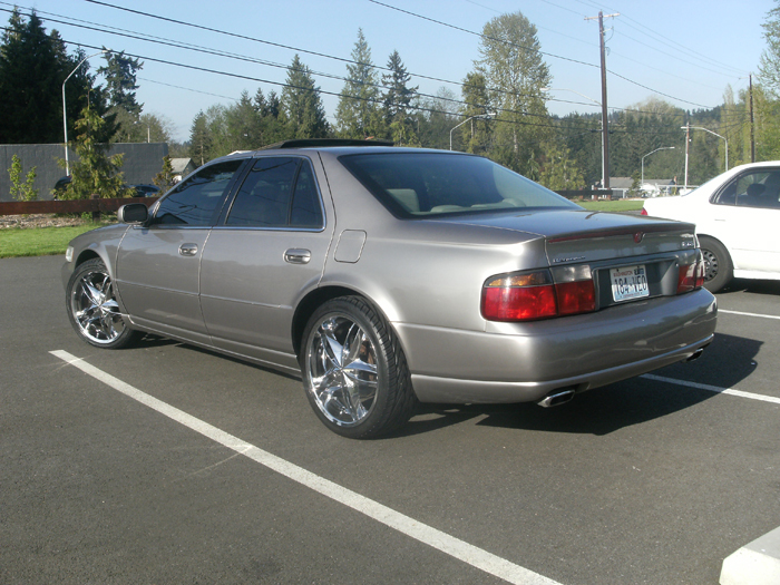 1999 cadillac seville sts touring. Cars Review. Best American Auto & Cars Review
