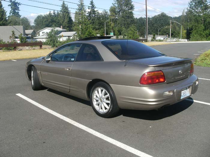 1999 chrysler sebring lxi. Cars Review. Best American Auto & Cars Review